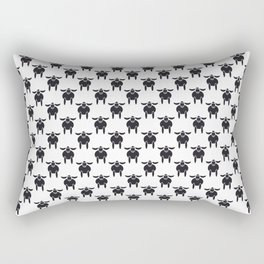 Easter sheep - Paschal Lamb Rectangular Pillow