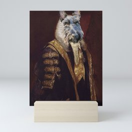 Lord Sniffly Whiffersmell Mini Art Print