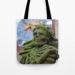 The Death | Der Tod Tote Bag