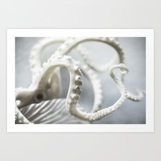 octopus | fig. 01 Art Print
