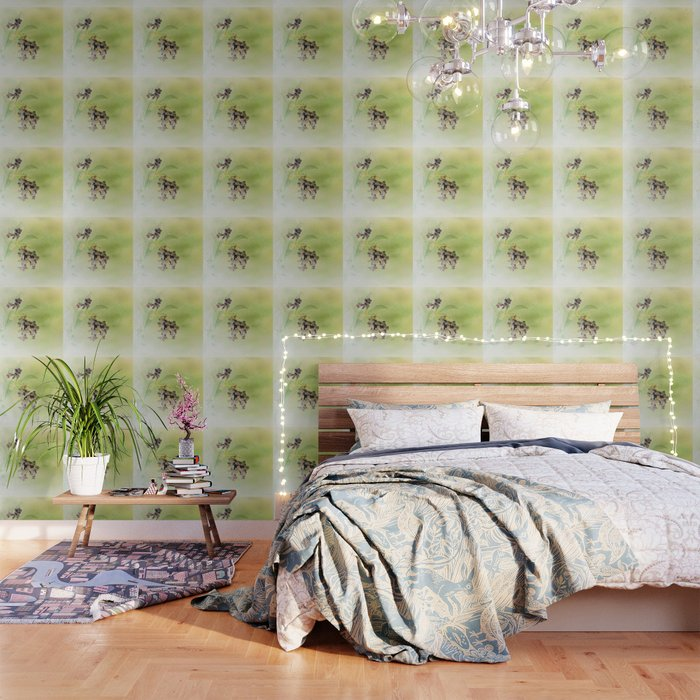 Blossom Inversion Wallpaper