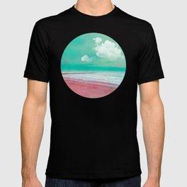 SILENT BEACH T-shirt