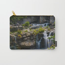 Long Exposure Waterfall Carry-All Pouch