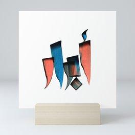 Abrar Mini Art Print