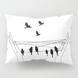 Cat's cradle Pillow Sham