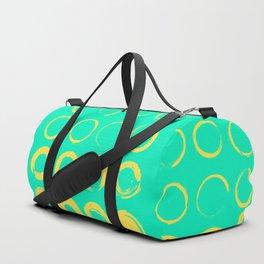 Circle Duffle Bag