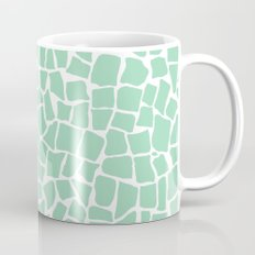 British Mosaic Mint Mug