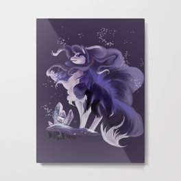 Husky-nona Metal Print