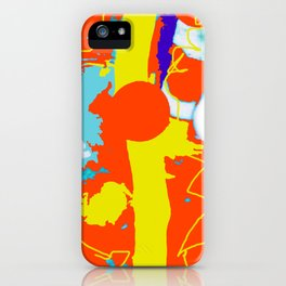 Holiday Excursion        by Kay Lipton iPhone Case