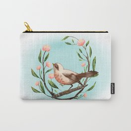 Spring Is Forever In My Heart Carry-All Pouch