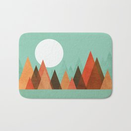 From the edge of the mountains Bath Mat
