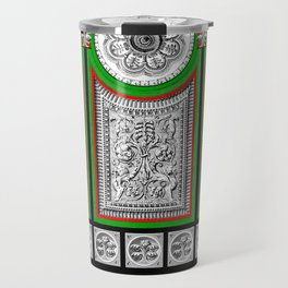 Grecian Holiday  Travel Mug