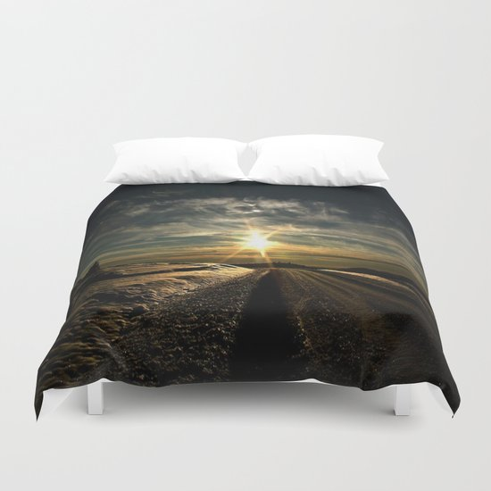 morning Duvet Cover