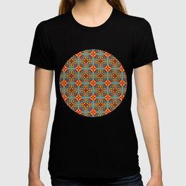 Ceramic Celebration Pattern T-shirt