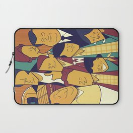 Happy Days Laptop Sleeve