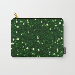 Green Mermaid Tail Carry-All Pouch