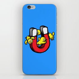 Chick Magnet iPhone Skin