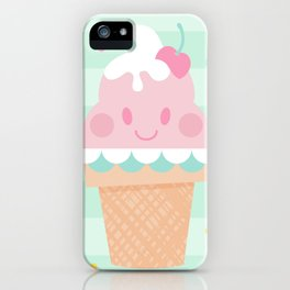 Ice Cream - Zoey iPhone Case