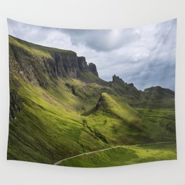 Mesmerized by the Quiraing Wall Tapestry