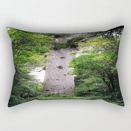 The World's Oldest Wood, Ancient Kauri Rectangular Pillow