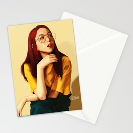 BLACKPINK JISOO Stationery Cards