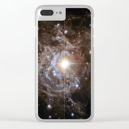 Variable star RS Puppis Clear iPhone Case