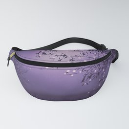 SONG OF THE NIGHTBIRD - LAVENDER Fanny Pack
