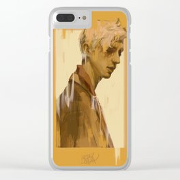 Troye Clear iPhone Case