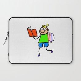 Nerdy Boy Laptop Sleeve