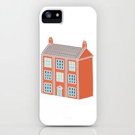 Little Big House iPhone Case