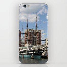 USS Constellation iPhone Skin