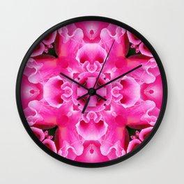 Holy P!nk Wall Clock