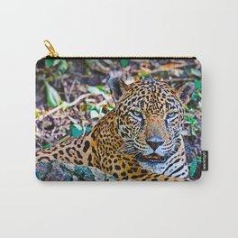 Jaguar Guatemala Carry-All Pouch