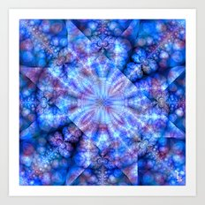 Fractal Imagination II Art Print
