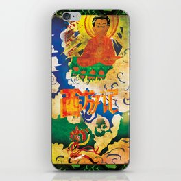 Sun Wukong Confronts Buddha iPhone Skin