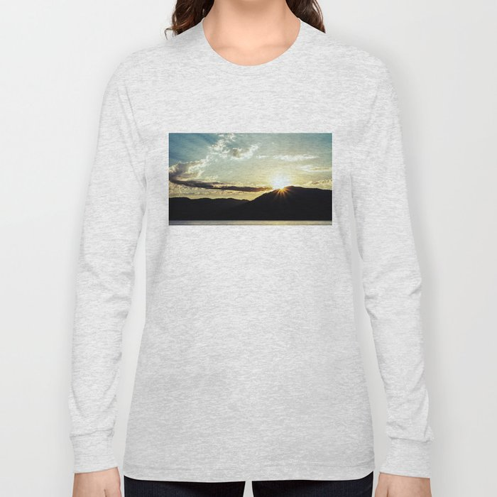 flare Long Sleeve T-shirt