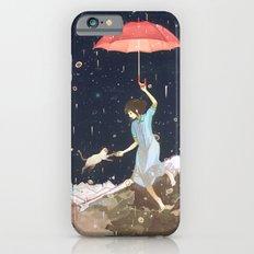 Rain returns Night Slim Case iPhone 6s