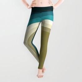 Graphic 876 // Cool & Drab Bend Leggings