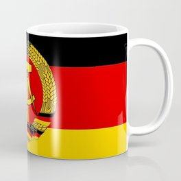 flag of RDA Or east Germany Coffee Mug