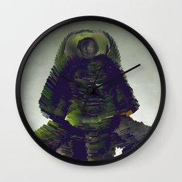 Dark Side Swirl Wall Clock