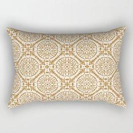 TAZA MEDIA NATURAL Rectangular Pillow