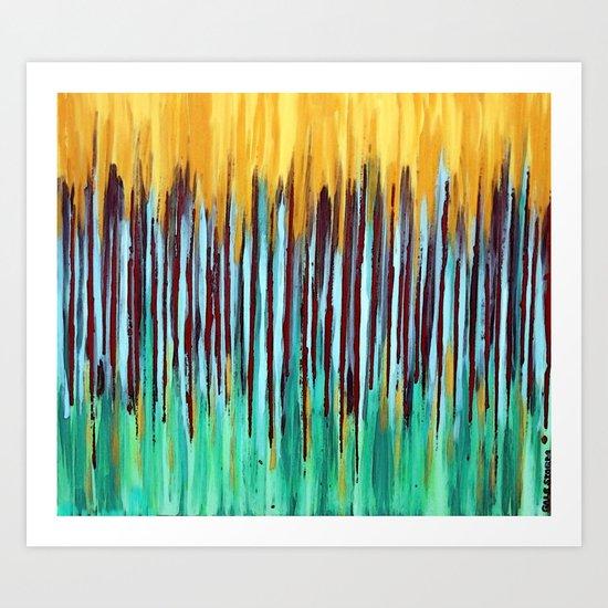 ::  Anniversary  :: Art Print