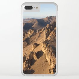 Smith Rock Aerial Photo Clear iPhone Case