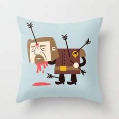 Hand of the Steward Throw Pillow
