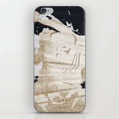 Father, Master, Brother (Homage to Gouken of Street Fighter) iPhone & iPod Skin