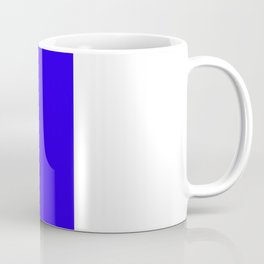 Team Colors 7 ...red white and blue Coffee Mug