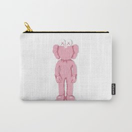 KAWS BFF - PINK Carry-All Pouch