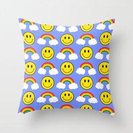 holy kitsch Throw Pillow