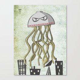 Udonocalypse Canvas Print