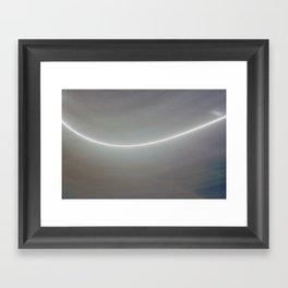 LightBow Framed Art Print